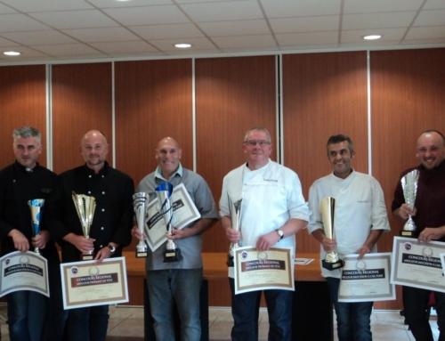 Remise des Prix des concours Fromage de Tête et Saucisson à l'Ail Fumé